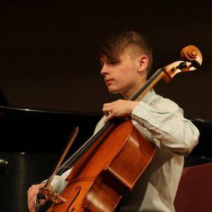 Trevor Fischer, Instructor of Guitar and Cello