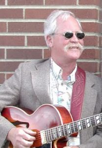 John Savage, Instructor of Guitar & Piano