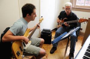 Salem Oregon guitar teacher - Northwest School of Music
