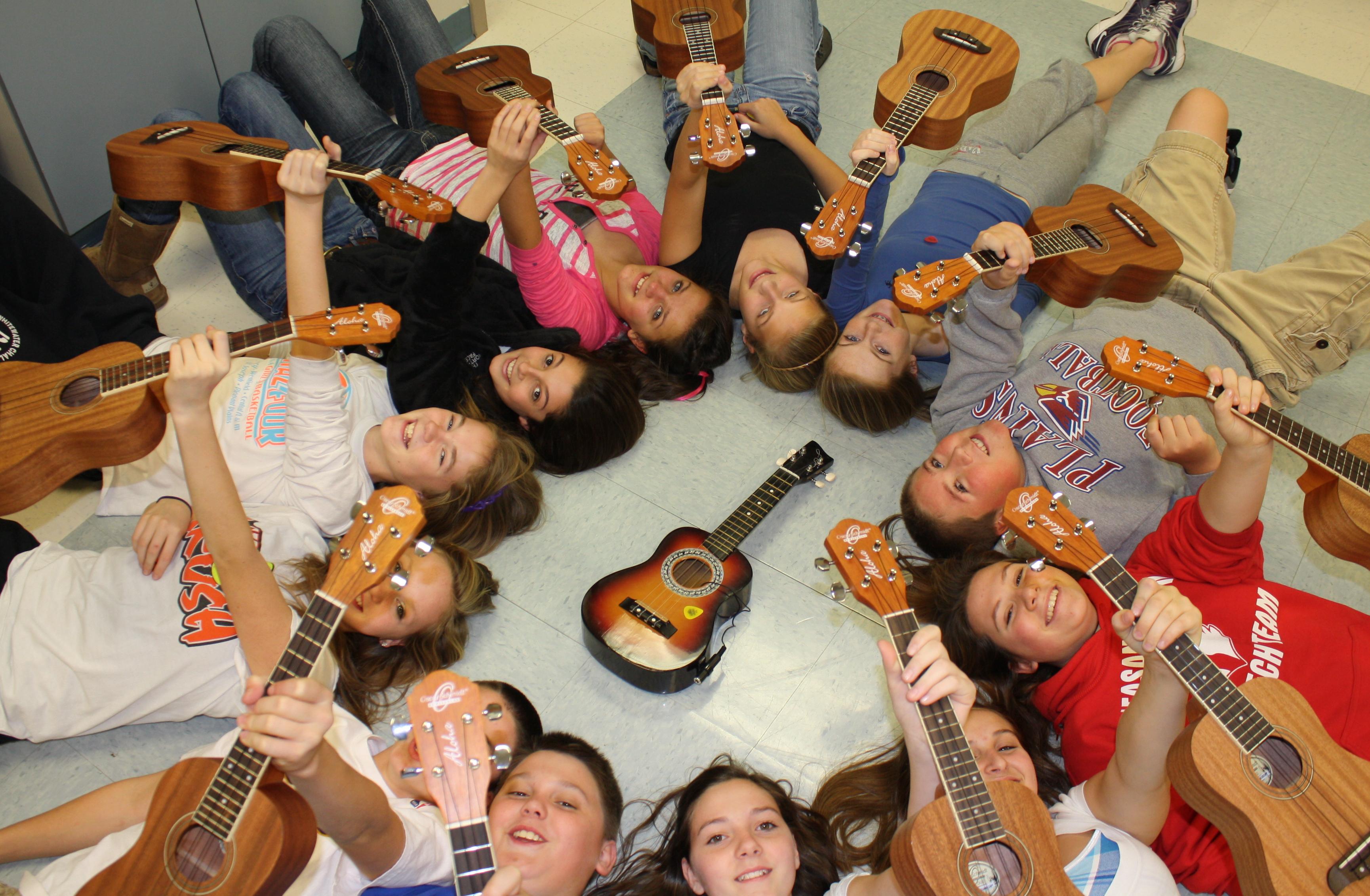Ukulele Lessons at Northwest School of Music | Fun activities for kids in Salem, Oregon