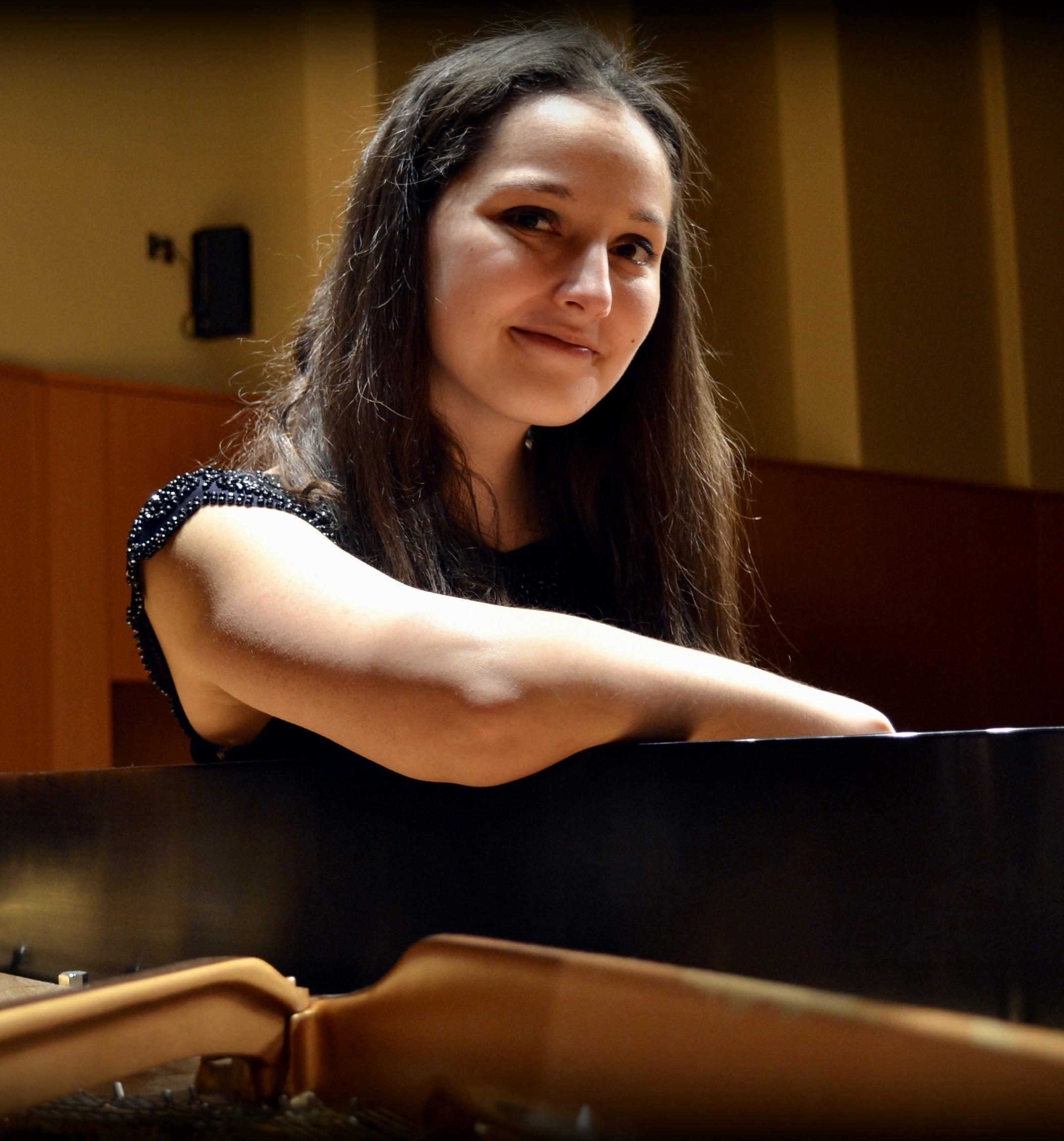 Melody Morrison, Piano Instructor, Salem Oregon